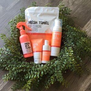 *New Items! NEW Bath & Body Active Skincare bundle